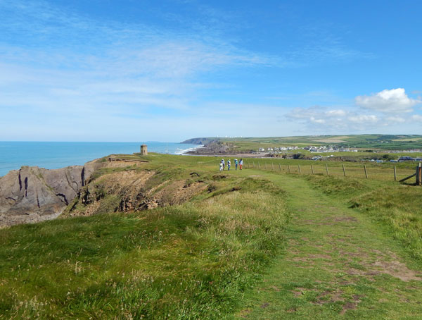 Surf Haven Bed & Breakfast in Bude is ideal for anyone looking for Bude South West Coast Path accommodation