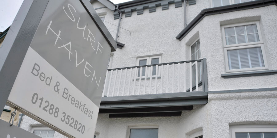 Surf Haven - aiming to be the best Bed and Breakfast in Bude