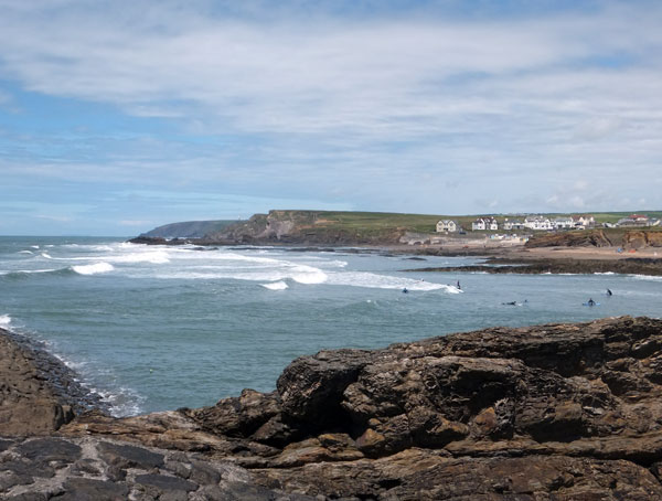 Surf Haven provides accommodation for surfers in Bude