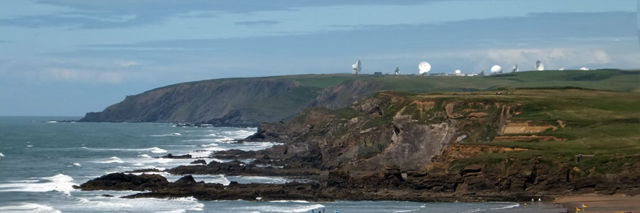Walking the South West Coast Path from Hartland Quay to Bude - Bude South West Coast Path accommodation