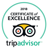 Surf Haven has received the TripAdvisor Certificate of Excellence for three years running and remains Tripadvisor's No. 1 B&B in Bude
