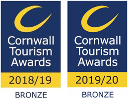 Surf Haven was the Bronze Award winner in the Cornwall Tourism Awards B&B Guesthouse of the Year 2018/2019 category